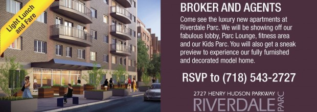 You're Invited – Brokers and Agents!